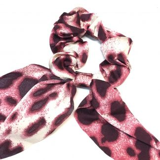 SCRUNCHIE INFANTIL ANIMAL PRINT