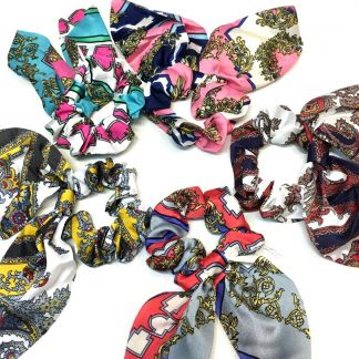 SCRUNCHIES ESTAMPADO INFANTIL