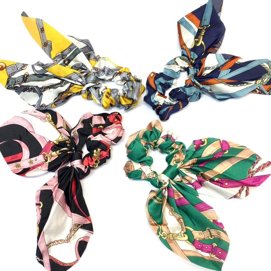 SCRUNCHIES ESTAMPADA