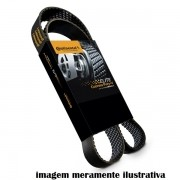 CORREIA ALTERNADOR LOGAN SANDERO 1.0 16V 2007/... CONTITECH 3PK0735RNH