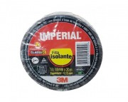 FITA ISOLANTE 3M IMPERIAL 18MM X 20M