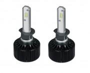 KIT LAMPADA LED H1 S11 HEADLIGHT 35W 6000K SHOCKLIGHT (2 UN)