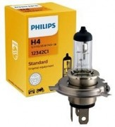 LAMPADA 12V FAROL H4