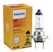 LAMPADA FAROL BAIXO H7 PHILIPS12972