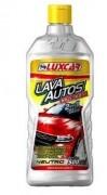LAVA AUTOS COM CERA LUXCAR 500 ml