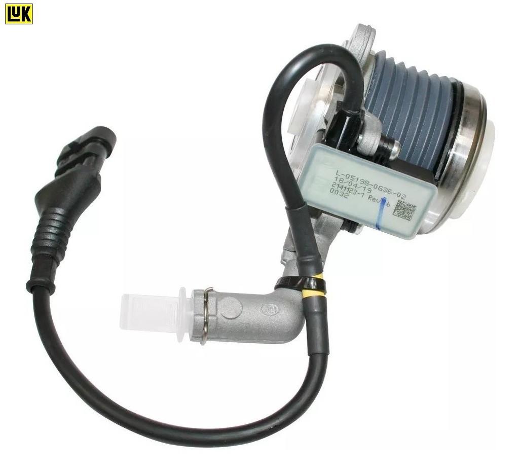 ATUADOR EMBREAGEM CAMBIO FIAT IDEA STILO 1.8 DUALOGIC LUK 5100205100  - Campos Auto Peças