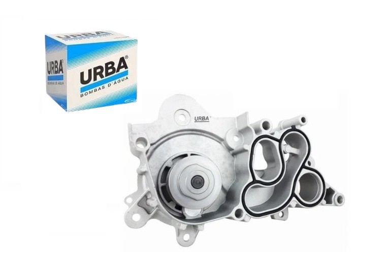 'BOMBA AGUA MOTOR VW FOX GOL UP 1.0 12V 1.6 16V 2013/ URBA'