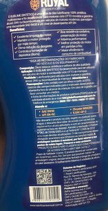 OLEO LUBRIFICANTE MOTOR SINTETICO SAE 5W30 API SN 1LT RO5W30