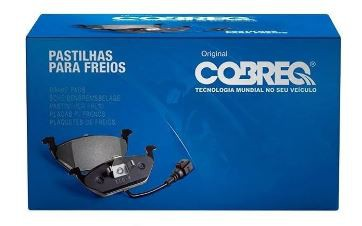 PASTILHA FREIO DIANTEIRO GM C40 A40 D40 GMC 6000 6100 6150  N308