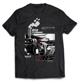 Camiseta RS Filtros Motor