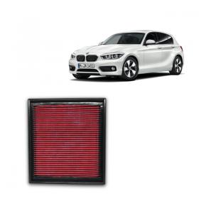 Filtro De Ar Esportivo Inbox BMW 116i 1.6 16v Turbo 2012 em diante