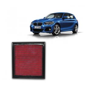 Filtro De Ar Esportivo Inbox BMW M125 2.0 16v 2013 em diante