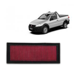 Filtro De Ar Esportivo Inbox FIAT STRADA 1.4 EVO 2005 até 2019