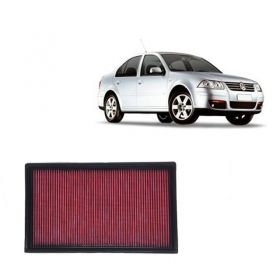 Filtro De Ar Esportivo Inbox VW Bora 2.0 EA113 2000 até 2011 (Filtro na caixa lateral do motor)