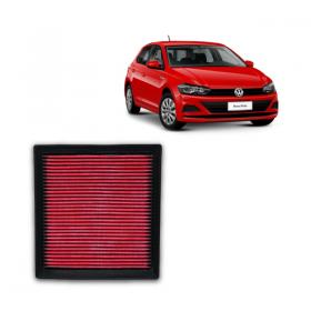 Filtro De Ar Esportivo Inbox VW Polo 1.6 MSI 2017 em diante