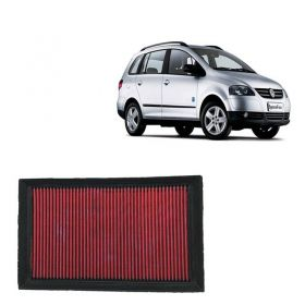 Filtro De Ar Esportivo Inbox VW Space Fox 1.6 8V MI Flex 2006 a 2008