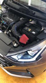 Filtro De Ar Cônico Duplo Fluxo HYUNDAI HB20 1.0 Turbo 2016 em diante