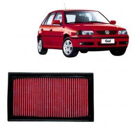 Filtro De Ar Esportivo Inbox VW GOL G3 1.0 TURBO 16V