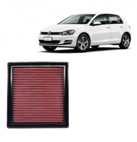 Filtro De Ar Esportivo Inbox VW Golf 1.6 MSI