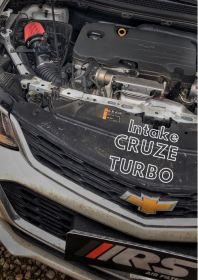 Kit Intake GM Cruze Turbo 1.4