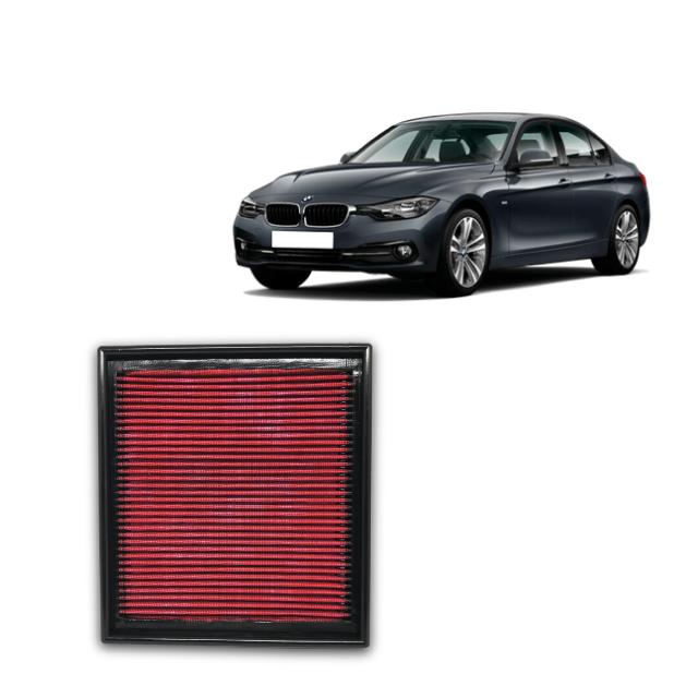 Filtro De Ar Esportivo Inbox BMW 316i 1.6 Turbo 2014 até 2016