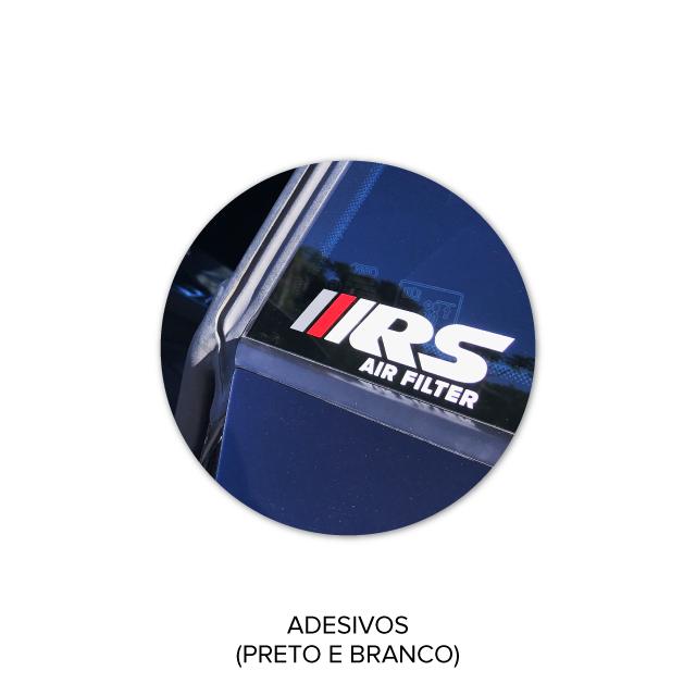 Filtro De Ar Esportivo REPOSIÇÃO Intake K&N Camaro V8 2010 em diante