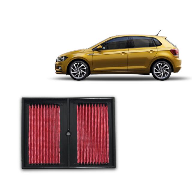 Filtro De Ar Esportivo Inbox VW Polo 1.0 TSI ano 2017 em diante