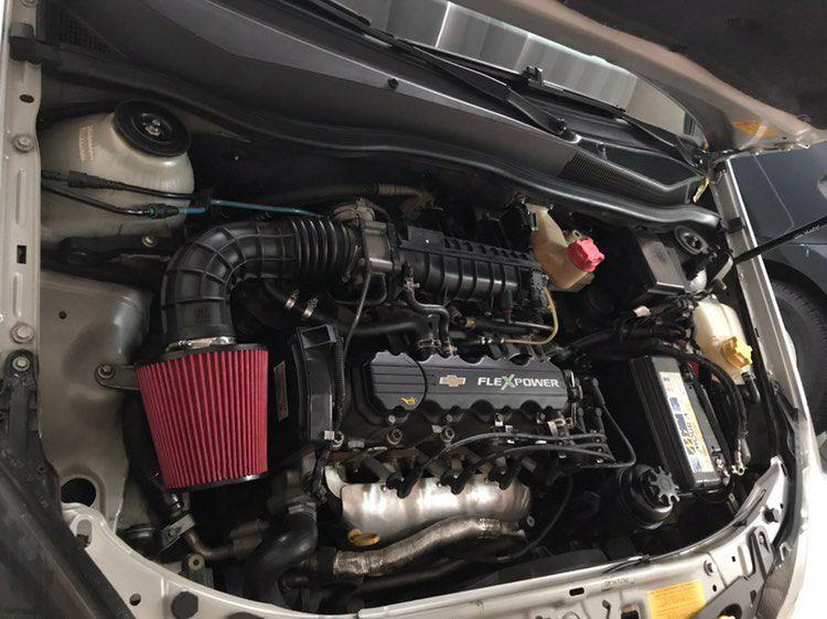Filtro De Ar Cônico Duplo Fluxo GM Vectra GT / GTX 2.0