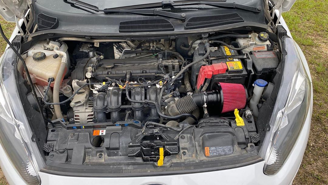 Filtro de ar Esportivo Cônico para FORD New Fiesta 1.5 e 1.6 SIGMA