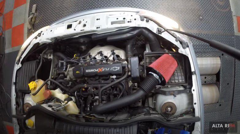 Filtro de ar Esportivo Corsa - ALTA RPM MURTA