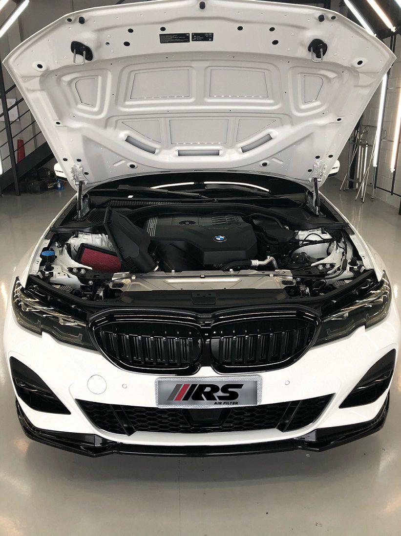 Filtro De Ar Esportivo Inbox BMW 320 G20 2019 em diante