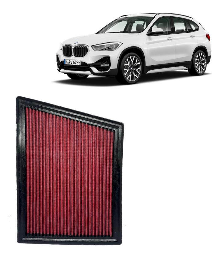 Filtro De Ar Esportivo Inbox BMW X1 20i S DRIVE 2.0 16V Flex Turbo 2016 em diante