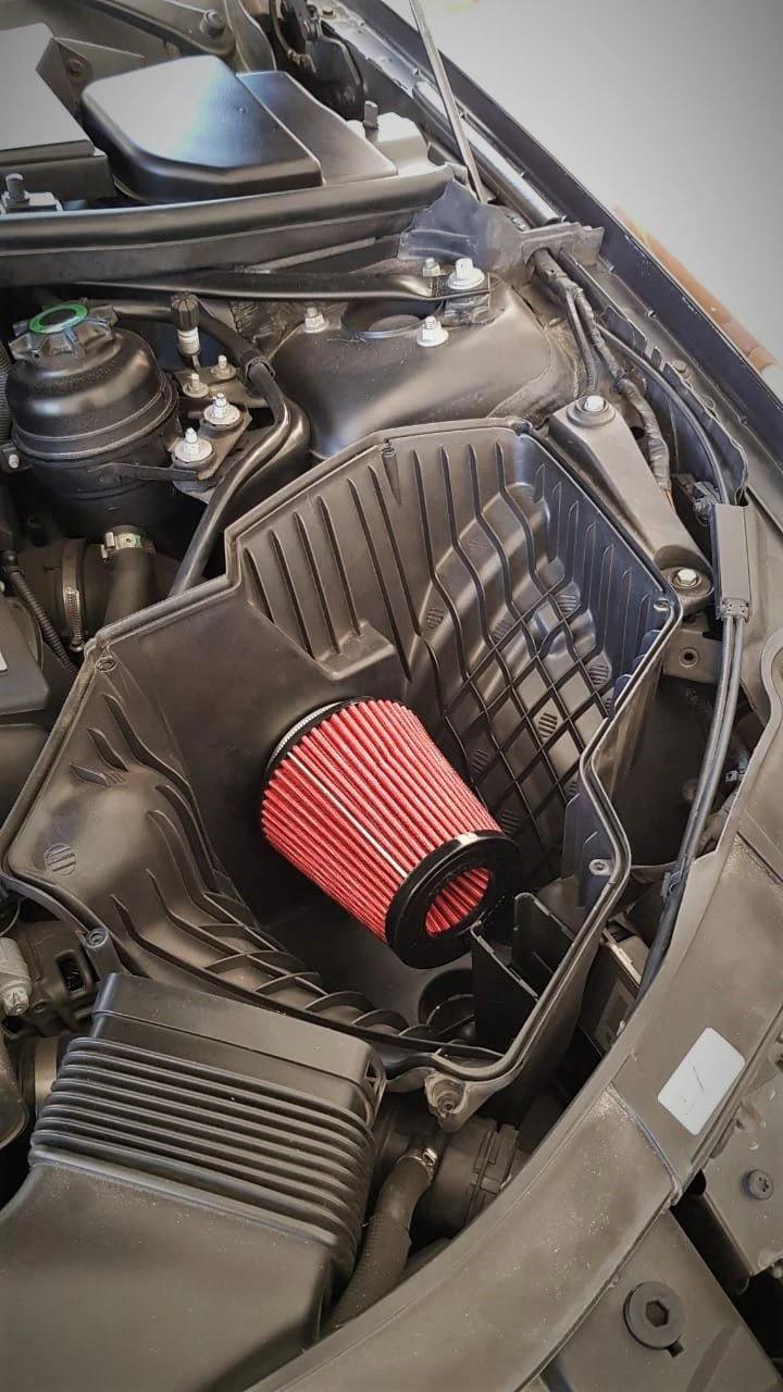 Filtro De Ar Esportivo Inbox BMW X1 xDrive 28i 2009 até 2013