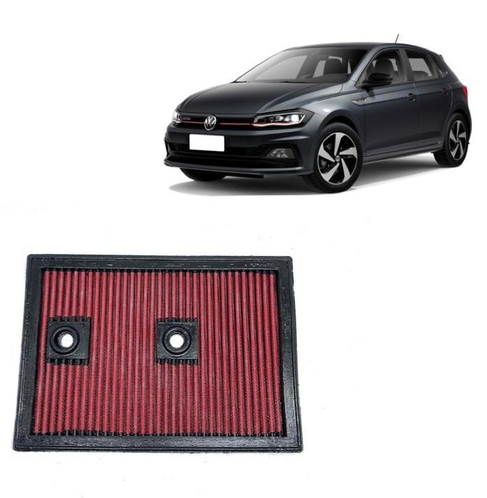 Filtro De Ar Esportivo Inbox Volkswagen Polo 1.4 TSI