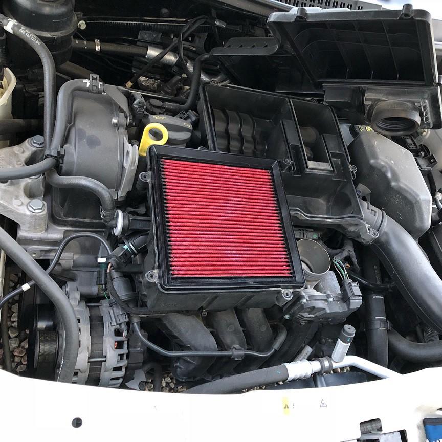Filtro De Ar Esportivo Inbox VW Fox 1.6 MSI 2015 em diante