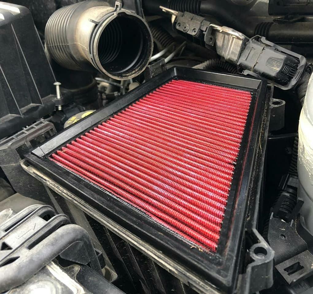Filtro De Ar Esportivo Inbox VW SAVEIRO G5/G6 1.6 VHT EA111