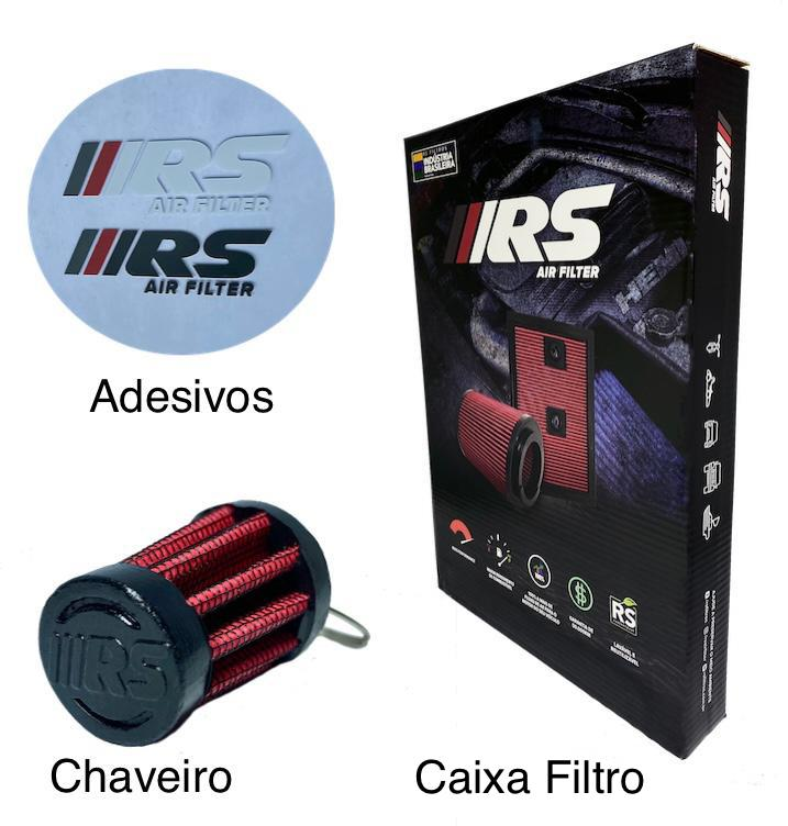 Filtro Esportivo Inbox GOL 1.0 CH - 1990 A 1995