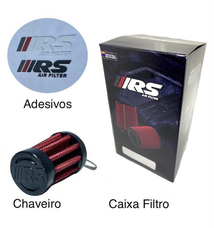 CAMARO 6.2 V8 GASOLINA REPOSIÇÃO FILTRO INTAKE K&N - 2010 EM DIANTE