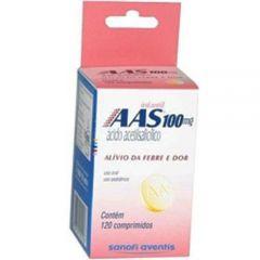 Aas Infantil 120 Comprimido(S)