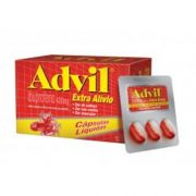 Advil 400mg WyethWhitehall 3 Comprimidos