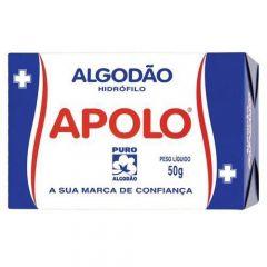 Algodão Apolo 50g