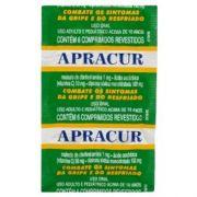 Apracur  6 Comprimidos Revestidos