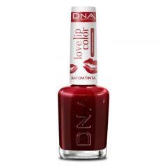Baton Tinta Dna Love Lipe Color Red 10ml