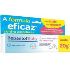 Bepantol Baby Bayer Leve 120g