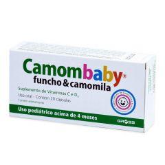 Camombaby 20 Cápsulas