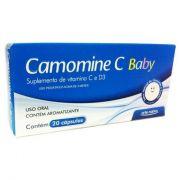 Camomine C Baby / com 20 capsulas