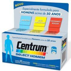 Centrum Select Homem 60 Cápsulas