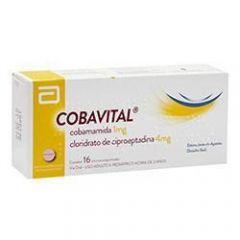 Cobavital com 16 comprimidos - Abbot