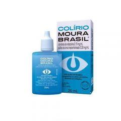 Colírio Moura Brasil com 20ml