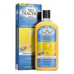 Condicionador Antiqueda Engrossador Tio Nacho 145mL